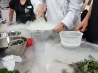 Zdjęcie przedstawiające warsztaty kulinarne