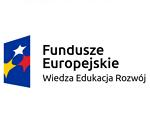 Logotyp Funduszy Europejskich WER