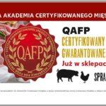 Obraz przedstawiający billboard promocyjny QAFP