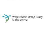 Logotyp Wojewódzkiego Urzędu Pracy w Rzeszowie