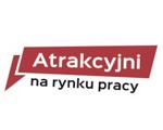 Logotyp Atrakcyjni na rynku pracy