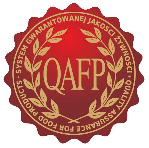 111 producentów rolnych i zakładów przetwórczych z certyfikatem jakości żywności QAFP