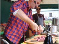 Zdjęcie przedstawiające kucharza Pascala Brodnickiego